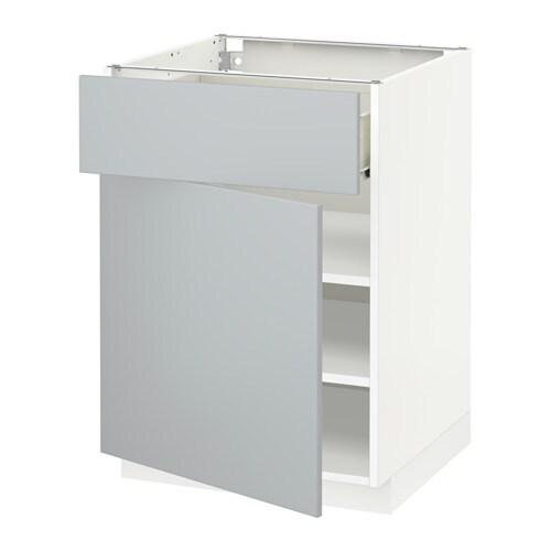 Hoogte Ikea Keuken Metod : Home / Keukens / Keukenkasten & keukendeuren / METOD systeem