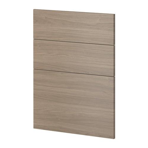 Ikea Keuken Lichtgrijs : IKEA Kitchen Cabinets Dishwasher Front