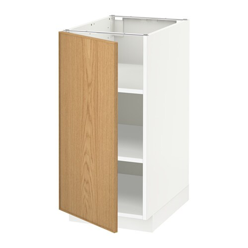 Hoogte Ikea Keuken Metod : Base Cabinet with Shelves