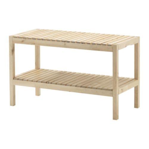 Of een spiegelkastje van Ikea. Kan je ophangen aan de muur en bovenop ...