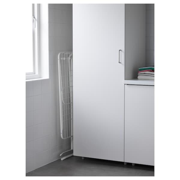 MULIG staand droogrek, binnen/buiten wit 173 cm 57 cm 103 cm