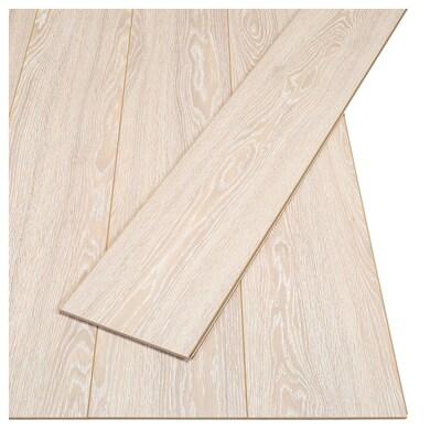 MYRMARK Laminaat, wit gelazuurd eikeneffect, 2.12 m²