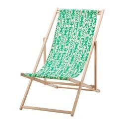 Strandstoel, groen, MYSINGSÖ