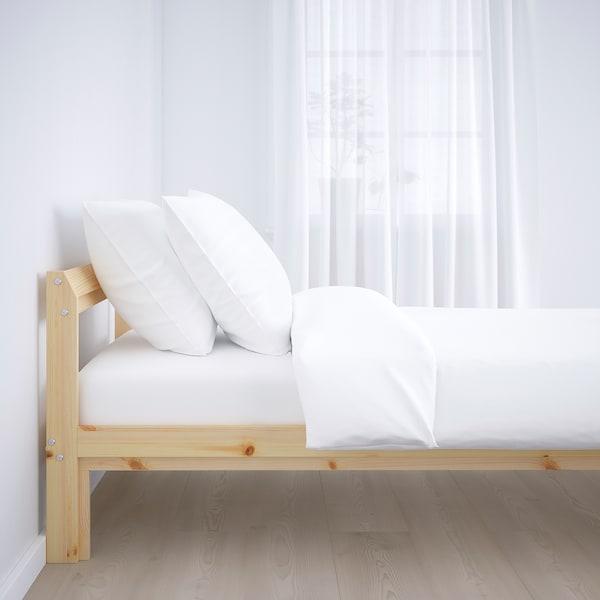 NEIDEN Bedframe, grenen, 90x200 cm