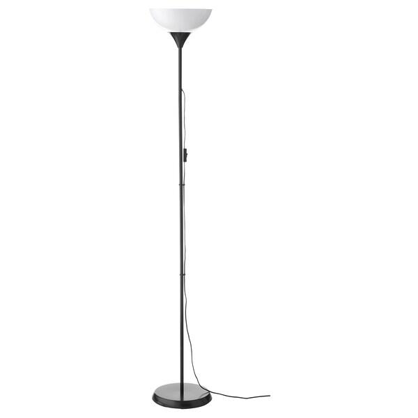 NOT staande lamp uplight zwart 100 W 175 cm 26 cm 28 cm 1.9 m