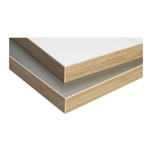 Ikea keukens en inbouwapparatuur voordelig en flexibel - Donkergrijs werkblad ...
