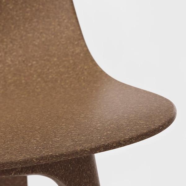 ODGER eetkamerstoel bruin 110 kg 45 cm 51 cm 81 cm 45 cm 41 cm 43 cm