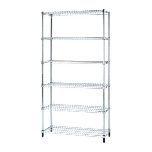 Keuken Gereedschap Ikea : IKEA Pantry Storage Shelves