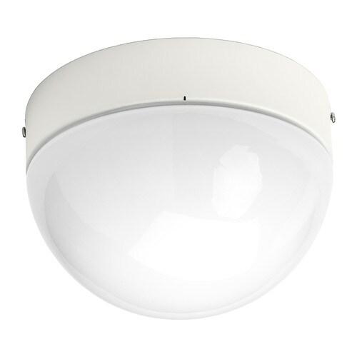 Opzet Wasbak Badkamer ~ ?STAN? Plafond wandlamp IKEA Geeft diffuus licht, handig om grotere
