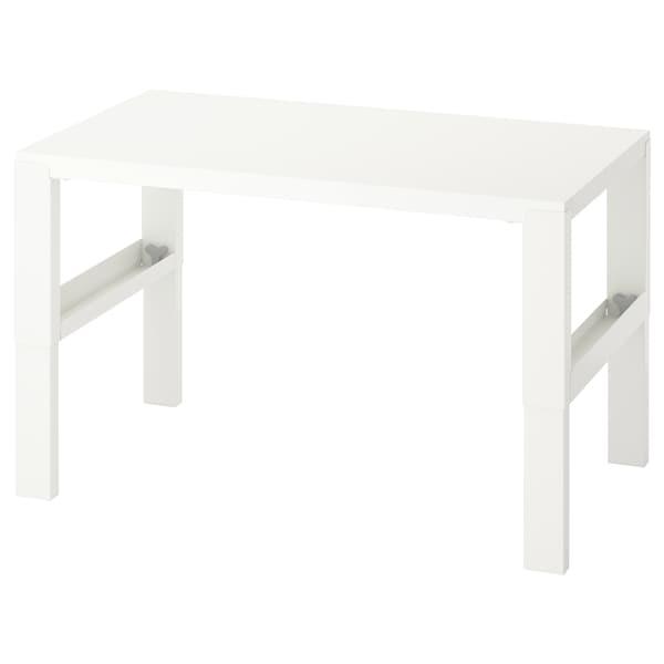 PÅHL Bureau, wit, 96x58 cm