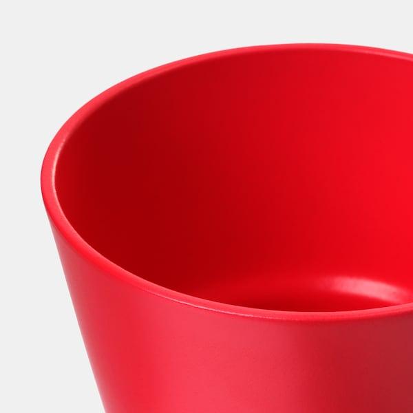 PAPAJA Sierpot, rood, 9 cm