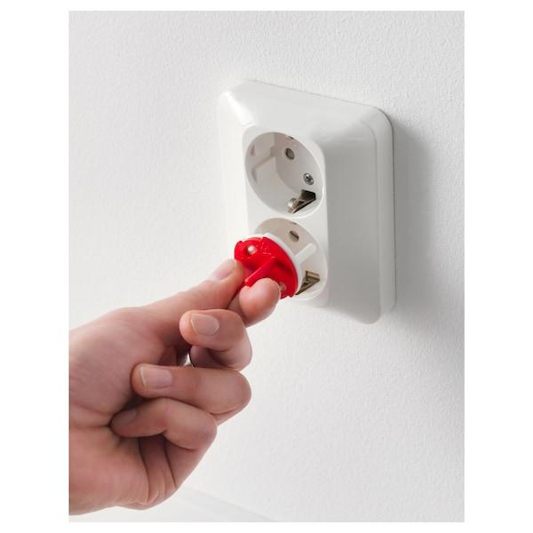 PATRULL Stopcontactbeschermer, wit