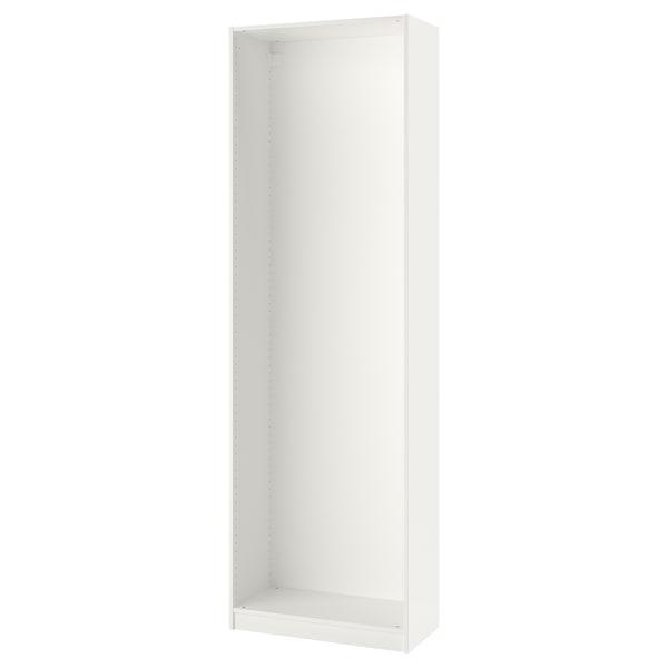 PAX Basiselement kledingkast, wit, 75x35x236 cm