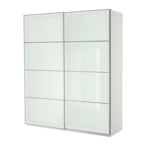 PAX Garderobekast met schuifdeuren IKEA Gratis 10 jaar garantie ...