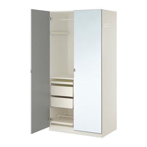 Home / Slaapkamer / Garderobekasten / PAX systeem Combinaties met ...
