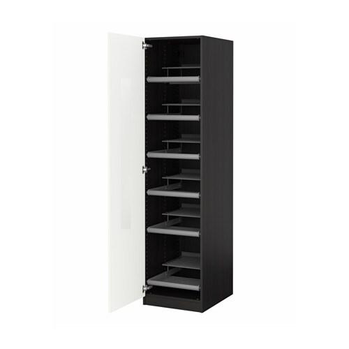 PAX Garderobekast   50x60x201 cm, zachtsluitende scharnier   IKEA