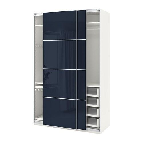 Garderobekast Pax Ikea.Pax Kledingkast Zachtsluitend Beslag Ikea