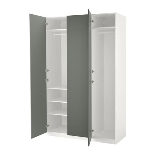 Ikea Garderobekast Kledingkast.Pax Kledingkastsysteem Ikea