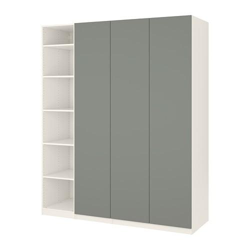 Garderobekast Pax Ikea.Pax Kledingkast 200x60x201 Cm Ikea
