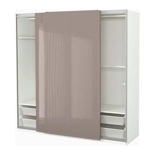 pax kledingkast 200x66x201 cm ikea. Black Bedroom Furniture Sets. Home Design Ideas