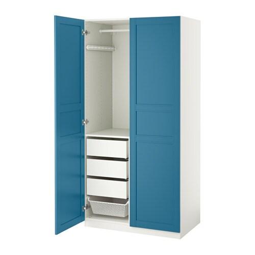 pax kledingkast 100x60x201 cm ikea. Black Bedroom Furniture Sets. Home Design Ideas