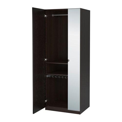 pax kledingkast 75x60x201 cm ikea. Black Bedroom Furniture Sets. Home Design Ideas