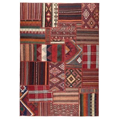 PERSISK KELIM TEKKEH Vloerkleed, glad geweven, 150x200 cm