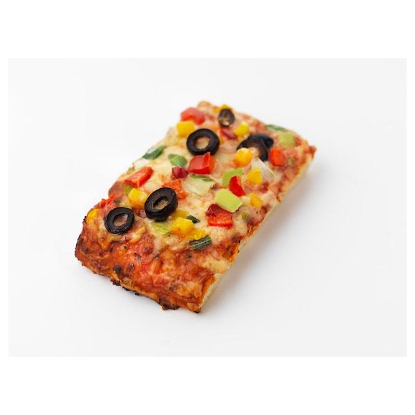 PIZZABITAR Pizzaslice, vegetarisch, diepvries