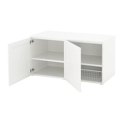 Super PLATSA Bank met bergruimte - IKEA &ID23