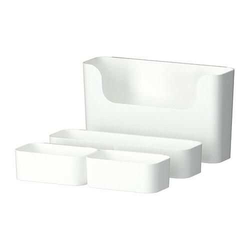 pluggis houder met lijst 7 delig ikea. Black Bedroom Furniture Sets. Home Design Ideas