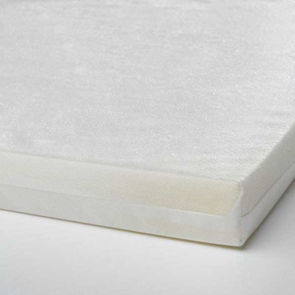 PLUTTIG foammatras babybed 120 cm 60 cm 5 cm