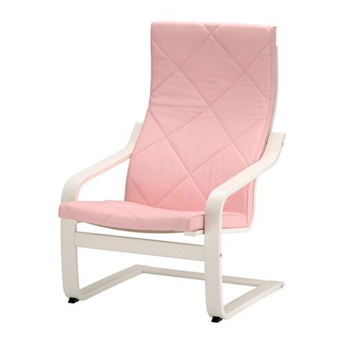 po ng fauteuil edum roze ikea. Black Bedroom Furniture Sets. Home Design Ideas