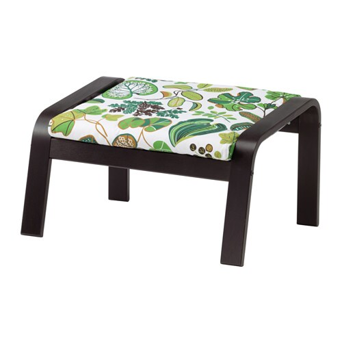 Ikea Keuken Groen : IKEA Poang Footstool