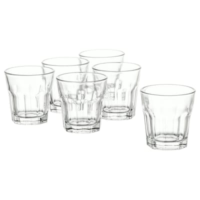 POKAL Borrelglaasje, helder glas, 5 cl