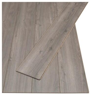 PRÄRIE laminaat eikenpatroon grijs/bruin 129 cm 19.0 cm 7 mm 14 kg 2.25 m² 9 st.