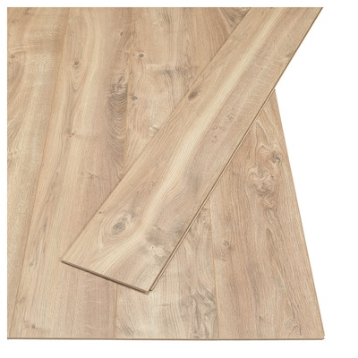 PRÄRIE laminaat eikenpatroon 129 cm 19 cm 7 mm 14 kg 2.25 m² 9 st.