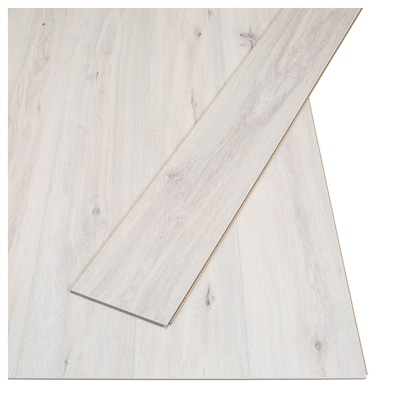 PRÄRIE laminaat eikenpatroon/whitewash 129 cm 19.0 cm 7 mm 14 kg 2.25 m² 9 st.