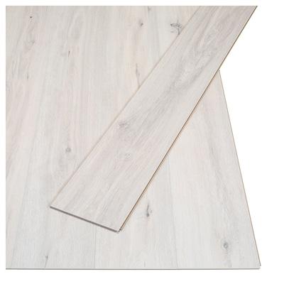 PRÄRIE Laminaat, eikenpatroon/whitewash, 2.25 m²