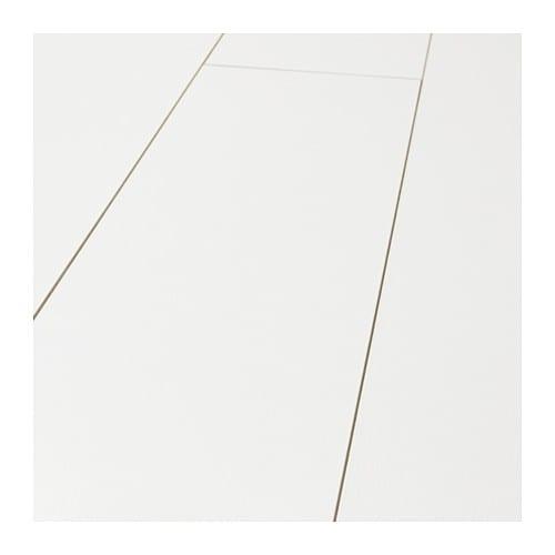 Ikea laminaat wit