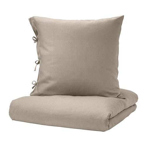 puderviva dekbedovertrek met 2 slopen 200x200 60x70 cm ikea. Black Bedroom Furniture Sets. Home Design Ideas