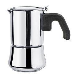 RÅDIG Espressopot voor 3 kopjes, roestvrij staal