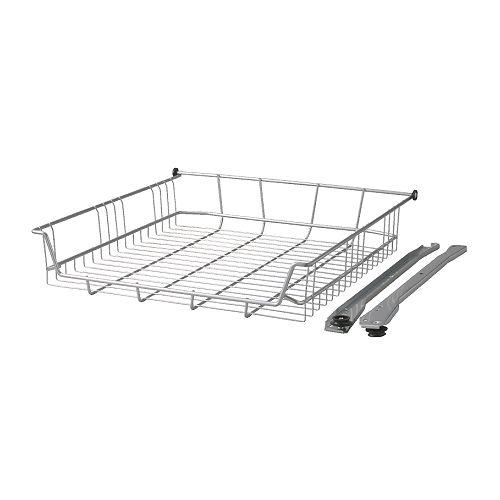 Ikea keukens en inbouwapparatuur voordelig en flexibel for Ikea basket drawers