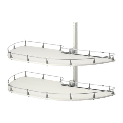 Carrousel Keuken Ikea : IKEA Corner Cabinet Pull Out