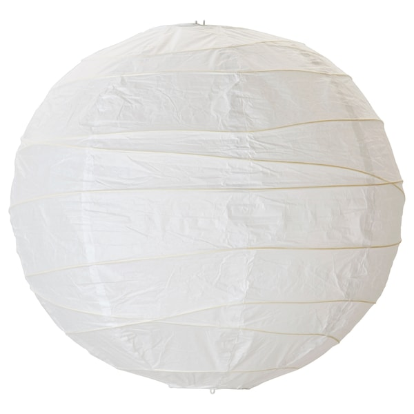 REGOLIT Hanglampenkap, wit, 45 cm