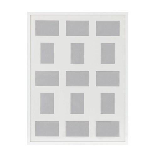 ribba lijst voor 15 foto 39 s ikea. Black Bedroom Furniture Sets. Home Design Ideas