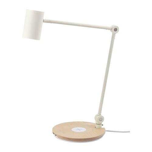 RIGGAD Led-bureaulamp m draadloos opladen