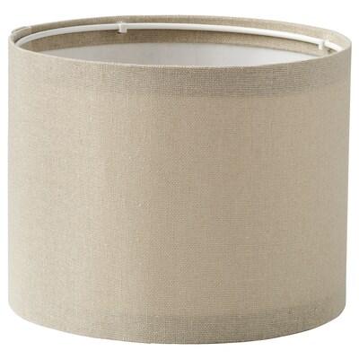 RINGSTA Lampenkap, beige, 19 cm