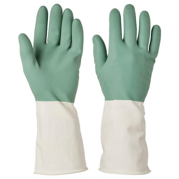 RINNIG Huishoudhandschoenen, groen, M