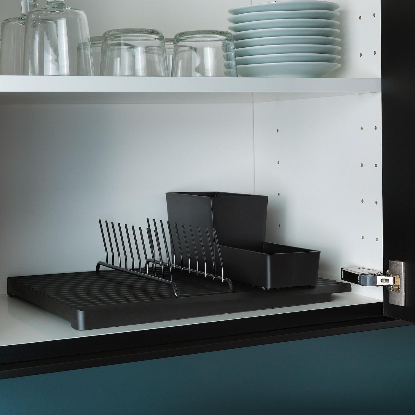 Rinnig Rek Voor Keukengerei Ikea