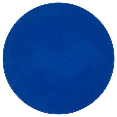 RISGÅRDE vloerkleed, laagpolig blauw 70 cm 1110 g/m² 450 g/m² 6 mm 0.38 m²